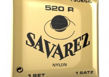 Cordes de guitare Savarez Rouge