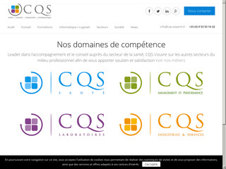 CQS, experts en audit de qualité