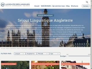 La Route Des Langues