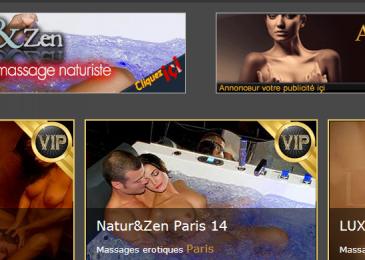 Les bons coins du massage naturiste en France